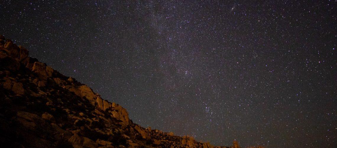 Geminid Meteor Shower- (1)